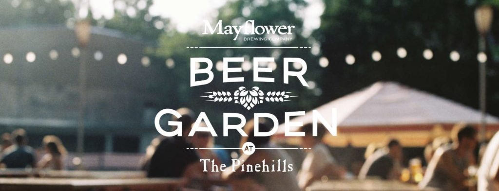 Mayflower Beer Garden