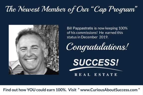 Bill P Realtor | SUCCESS! Real Estate