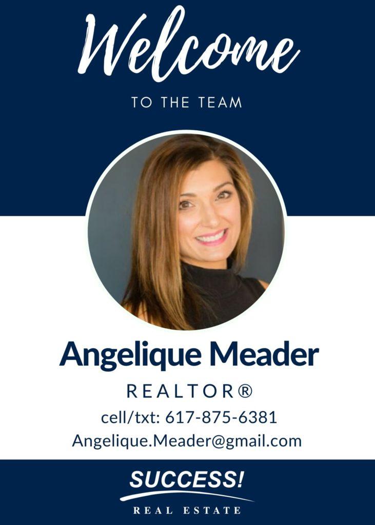 Angelique Meader REALTOR | SUCCESS! Real Estate