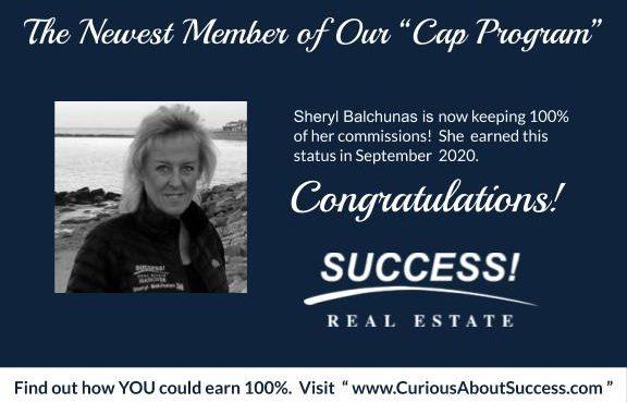 Sheryl Balchunas Capping Announcement (1)