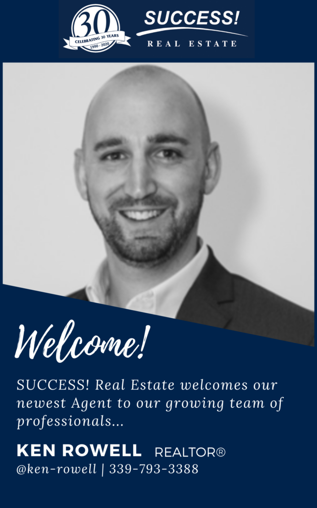 Welcome to the team Ken Rowell