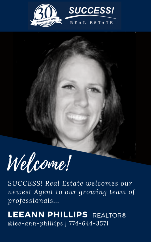 Welcome to the team Lee Ann Phillips