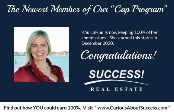 Kris LaRue Capping Announcement