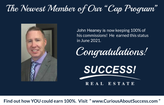 John Heaney Capping Announcement