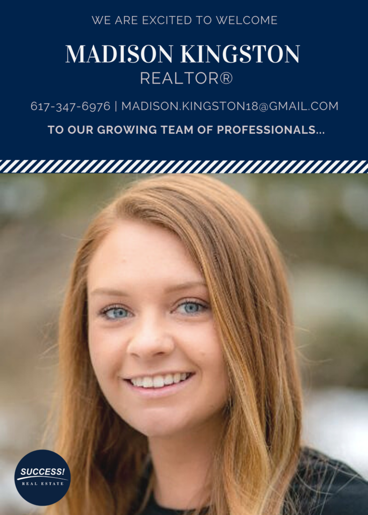 Madison Kingston REALTOR® | SUCCESS! Real Estae